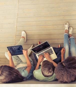 A hagyományos digitális reklámok nem érintik meg a Z generációt