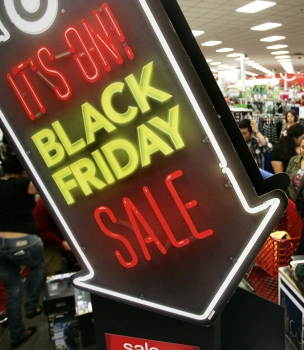 Már most gyúrjunk a Black Friday-re