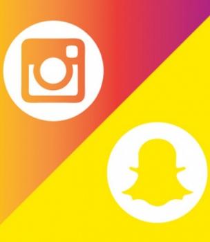 Belehúztunk az Instagramon, de támad a Snapchat