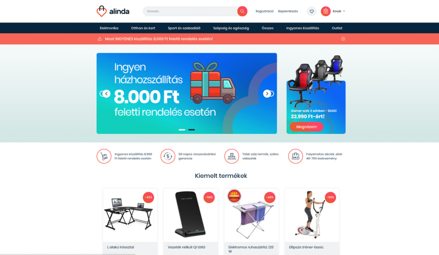 1139739ed2 Hoppline Kft. - alinda.hu- Az Év honlapja 2019