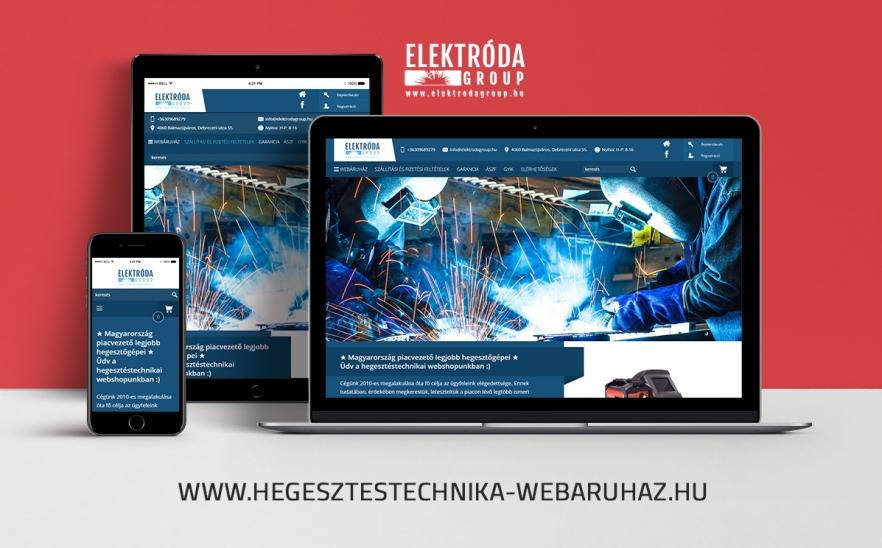b23400edeb Hegesztés-technika webshop – a nehézipar is lehet trendi- Az Év ...